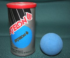 ラケットボールのボール